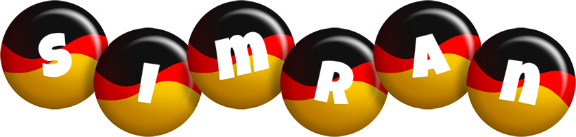 Simran german logo