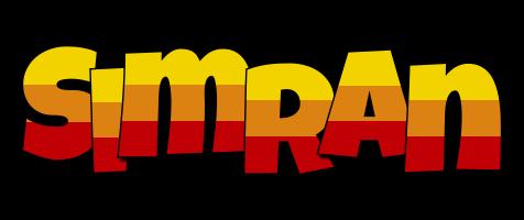 Simran jungle logo