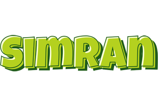 Simran summer logo