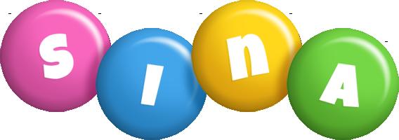 Sina candy logo