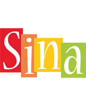 Sina colors logo