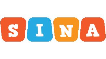 Sina comics logo