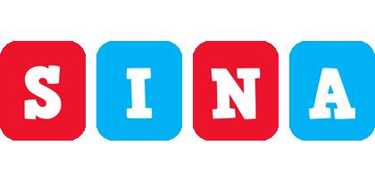 Sina diesel logo