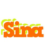Sina healthy logo