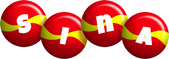 Sina spain logo