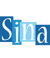 Sina winter logo