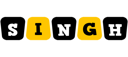 Singh boots logo
