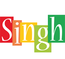 Singh colors logo
