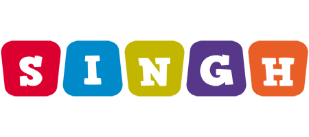Singh daycare logo