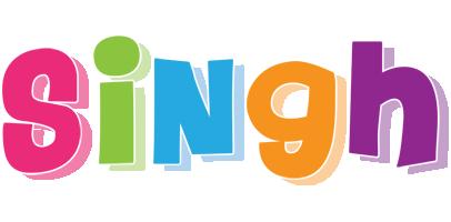 Singh friday logo