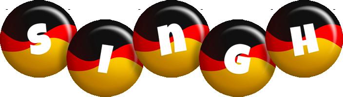 Singh german logo