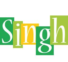 Singh lemonade logo
