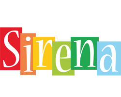 Sirena colors logo