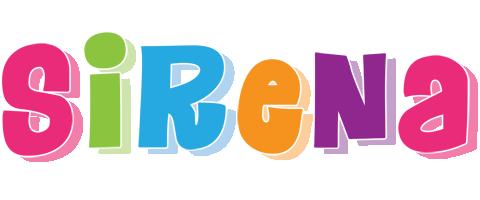 Sirena friday logo