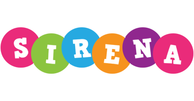 Sirena friends logo