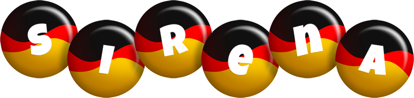 Sirena german logo