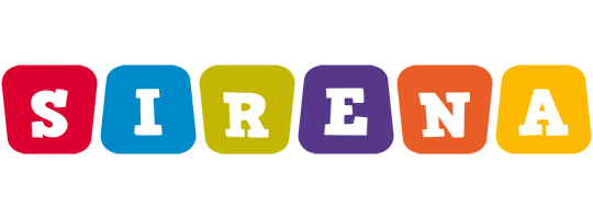 Sirena kiddo logo
