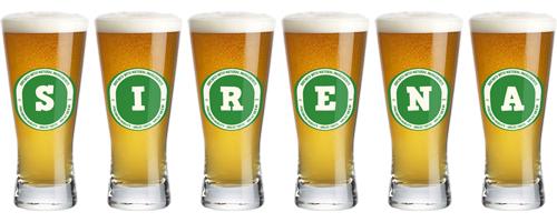 Sirena lager logo