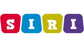 Siri daycare logo