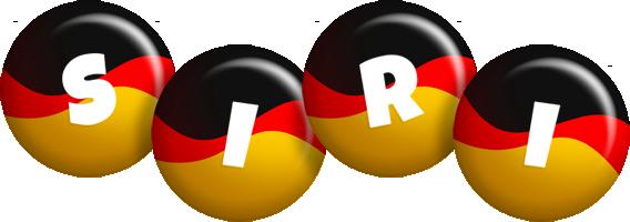 Siri german logo