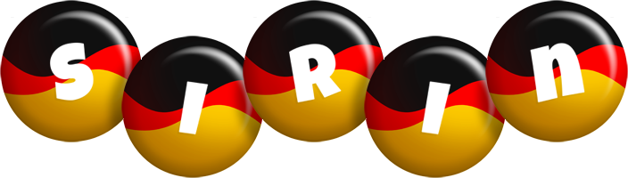 Sirin german logo