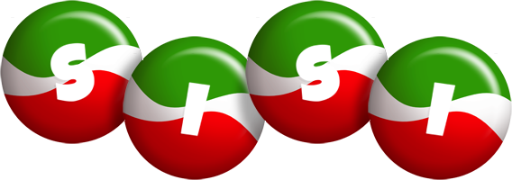 Sisi italy logo
