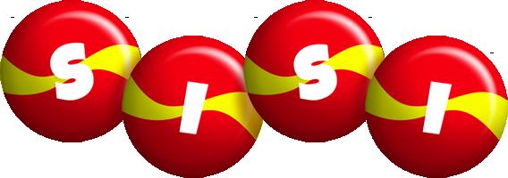 Sisi spain logo