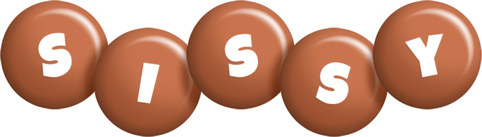 Sissy candy-brown logo