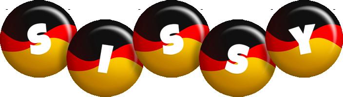 Sissy german logo