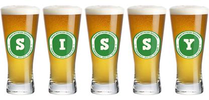 Sissy lager logo