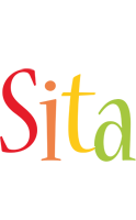 Sita birthday logo