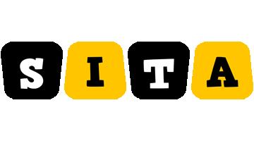 Sita boots logo
