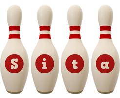 Sita bowling-pin logo