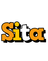 Sita cartoon logo