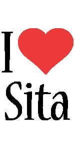 Sita i-love logo
