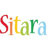Sitara birthday logo