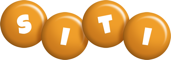 Siti candy-orange logo