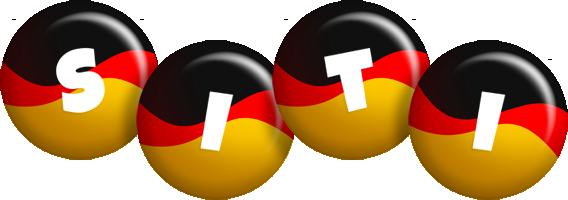 Siti german logo