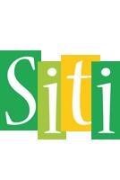 Siti lemonade logo