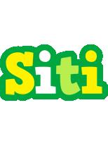 Siti soccer logo
