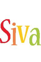 Siva birthday logo