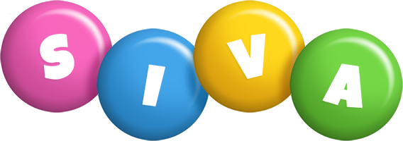 Siva candy logo
