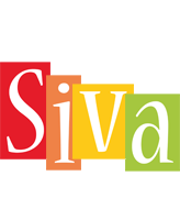 Siva colors logo