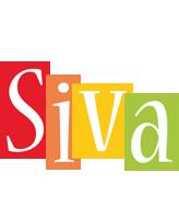 Siva colors logo