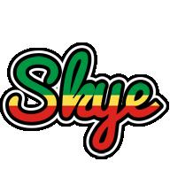 Skye african logo