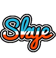 Skye america logo