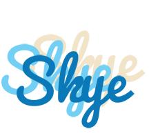Skye breeze logo