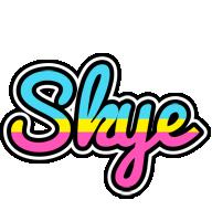 Skye circus logo