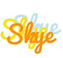 Skye energy logo
