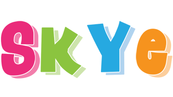 Skye friday logo